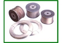 Wire - Galvanised and Stainless Steel